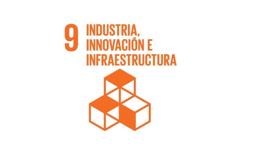 Objetivo 9: industria, innovación e infraestructuras.