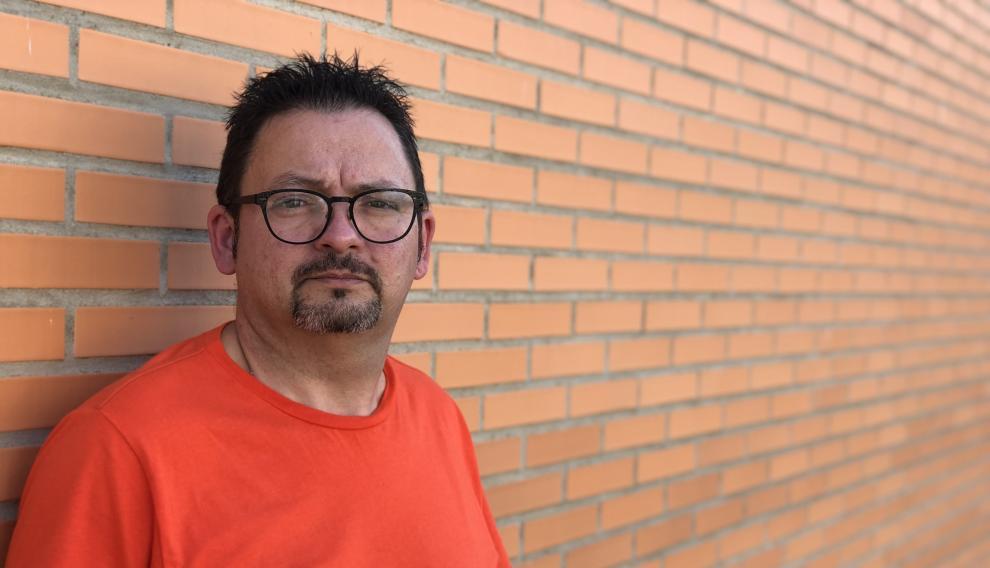 Pedro Roger, presidente de Hu-Entiende, apoya al colectivo en el mundo rural
