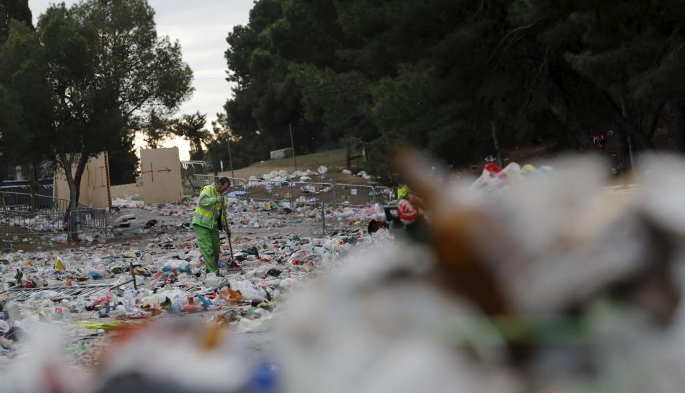 Cada año se desperdician en el mundo 1.300 millones de toneladas de alimentos.