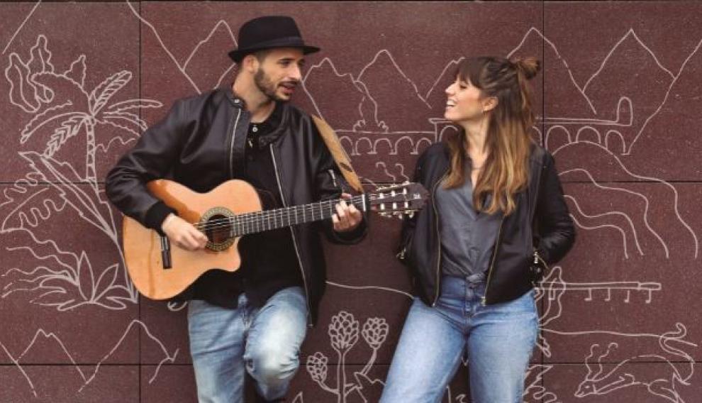 Dúo flamenco Técanela