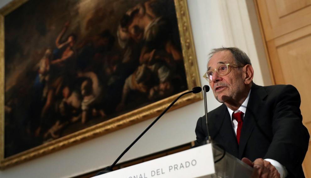 El nuevo presidente del Real Patronato del Museo del Prado.