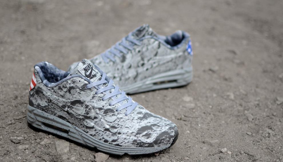 Zapatillas lunares de Nike.