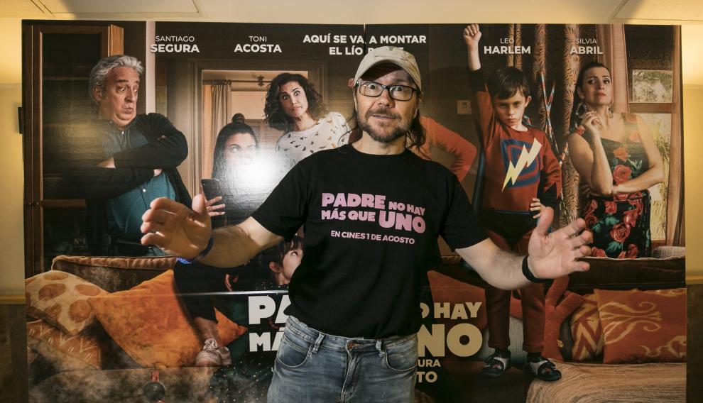 Santiago Segura.