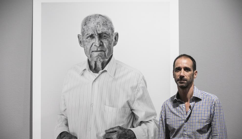Luis Areñas. 'Los últimos. Retratos y testimonios de la Guerra Civil'.