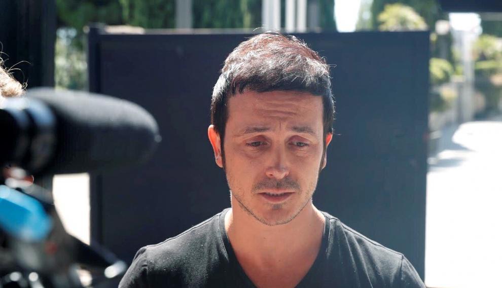 Héctor Gómez, hijo del actor Eduardo Gómez.
