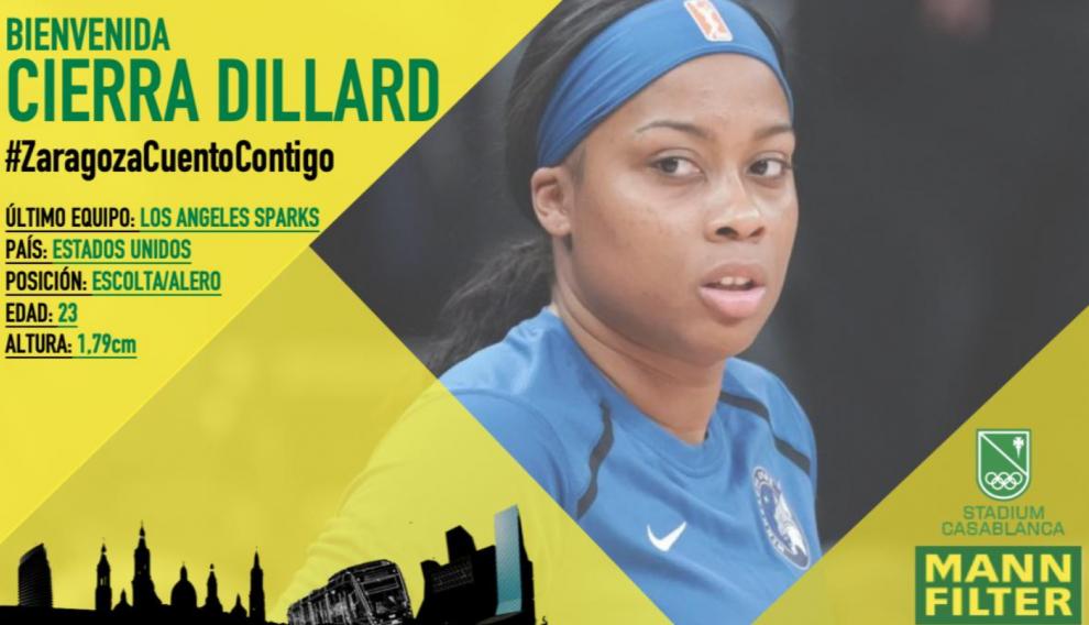 Cierra Dillard