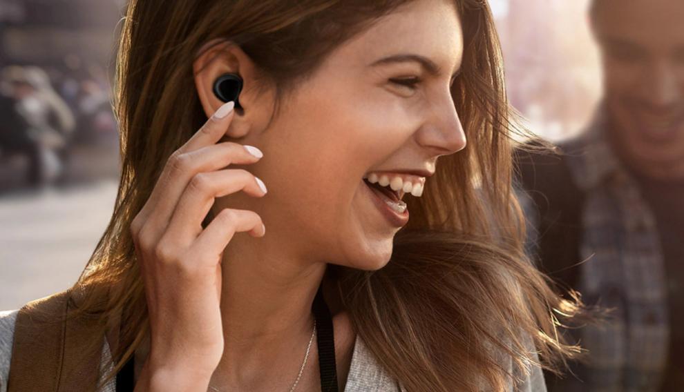 Los Galaxy Buds son los auriculares que mejor se adaptan a la oreja