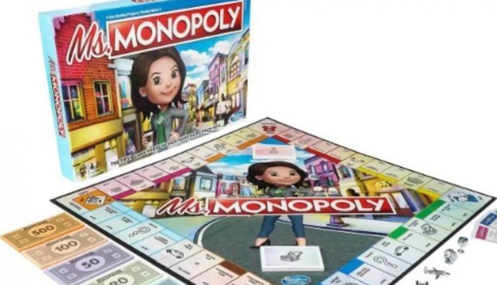 Monopoly feminista de Hasbro