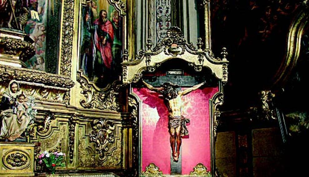 Capilla de San Juan Bautista