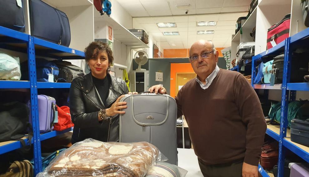 Vuelve la campaña 'Dona tu manta' a Zaragoza