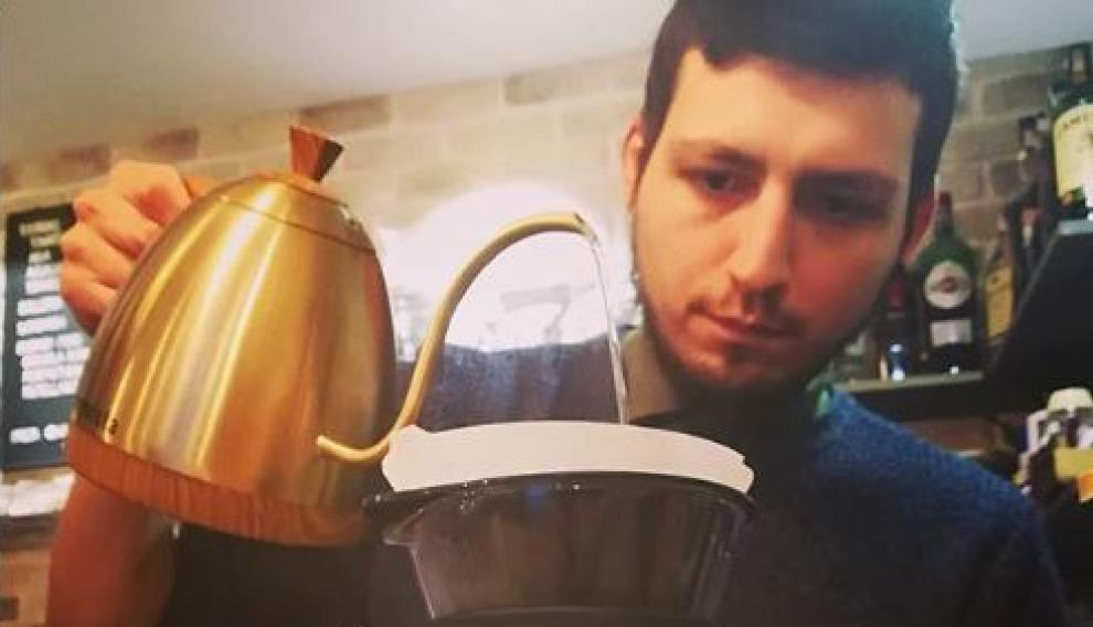 Café de filtro en Mondo Café.