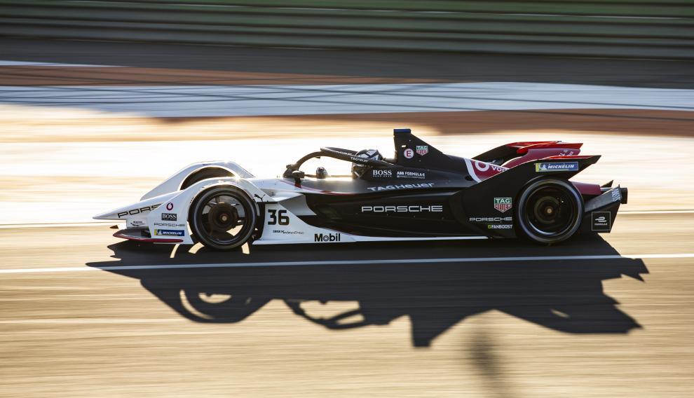 El Porsche 99X es el modelo elegido con el que la marca volverá a la competición de Fórmula E.