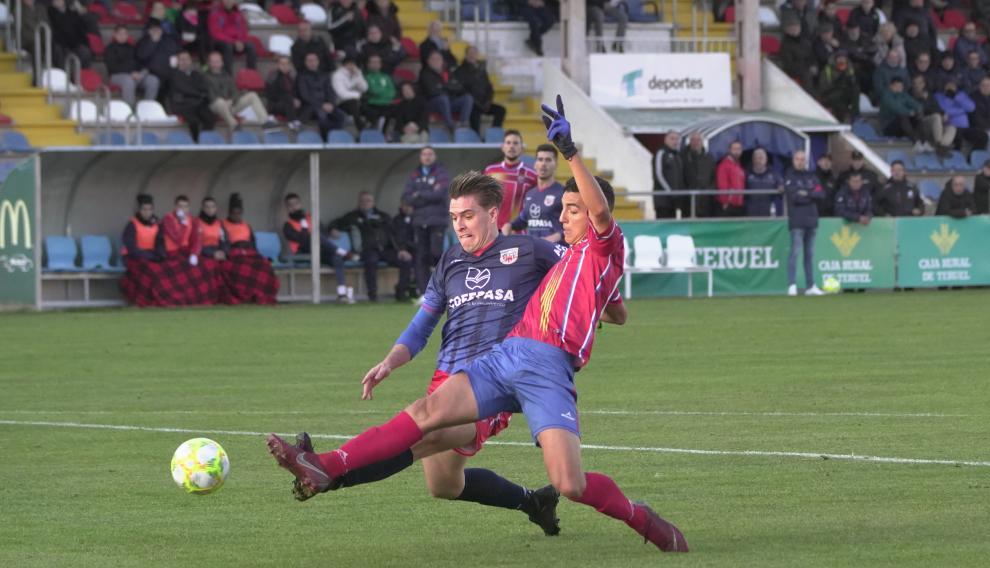 Fútbol. Tercera División- CD Teruel vs. Atlético Monzón.