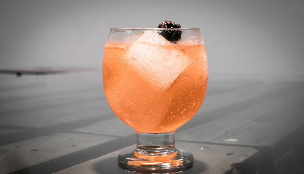 Falso Gin Rosé.