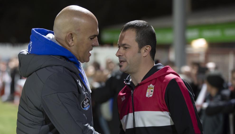 Illueca - RC Deportivo / 17-12-2019 / Foto: Daniel Marzo [[[FOTOGRAFOS]]]