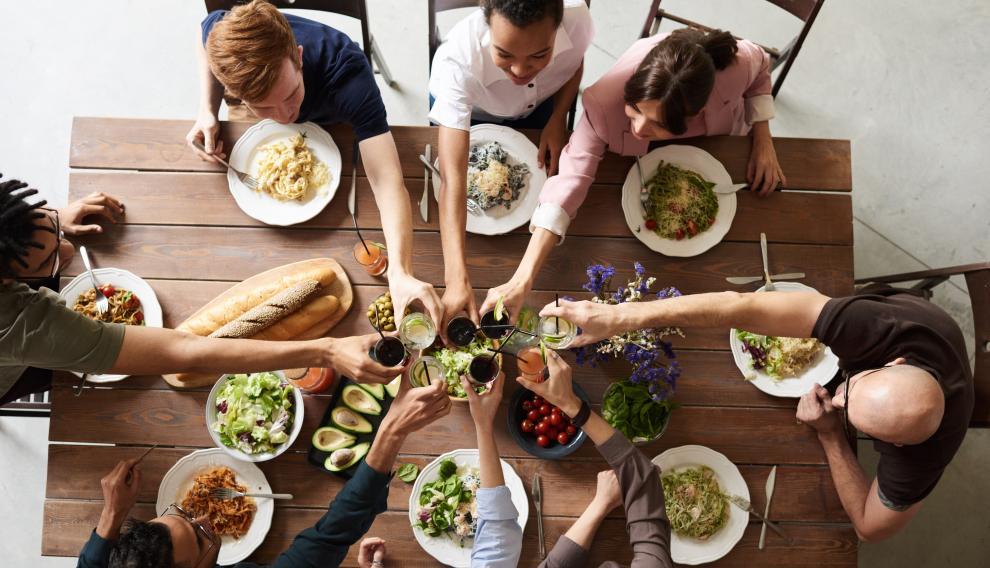Las tendencias alimentarias cada vez toman mayor protagonismo