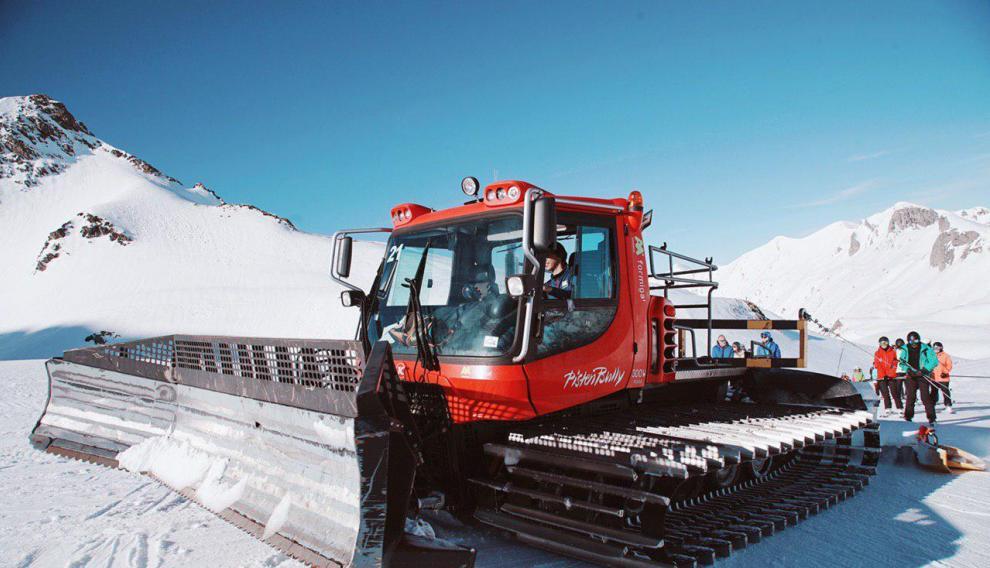 Ski-Ratrack de Formigal.