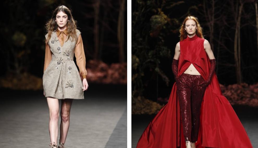 Diseños de The 2nd Skin Co en la Fashion Week