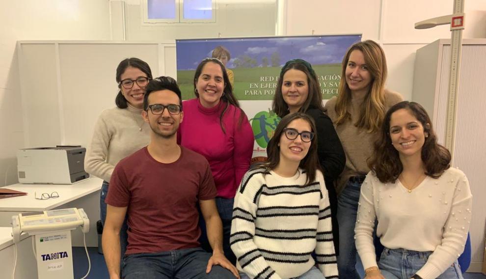 El grupo de investigación en Obesidad Infantil de la Universidad de Zaragoza.