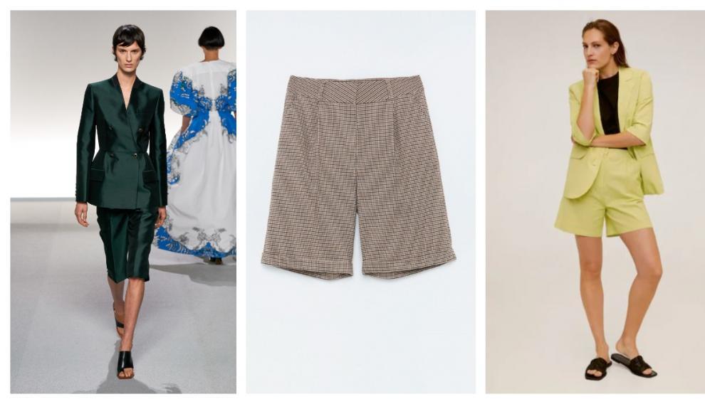 Modelos de Givenchy, Sfera y Mango.