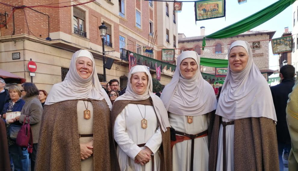 Las beguinas de Teruel.