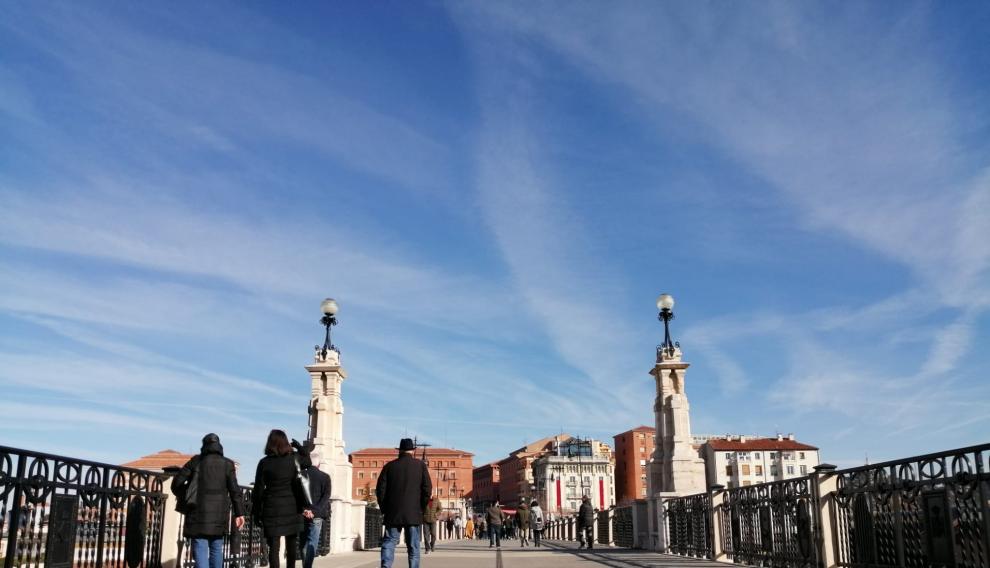 Las temperaturas prometen ser agradables este sábado en Teruel