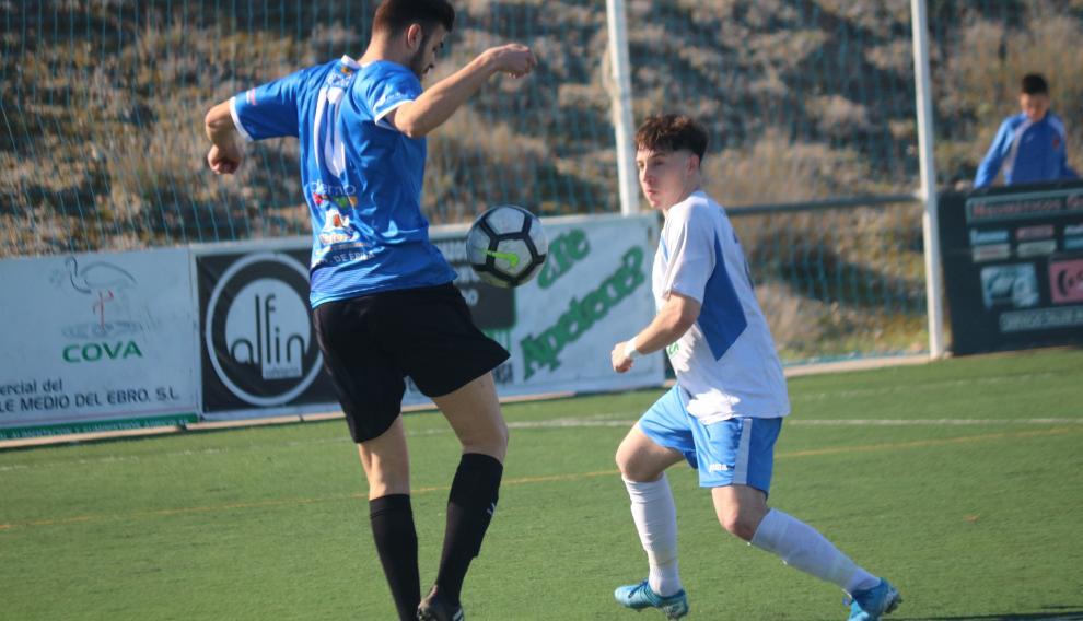 Fútbol. Regional Preferente- Fuentes vs. Épila.
