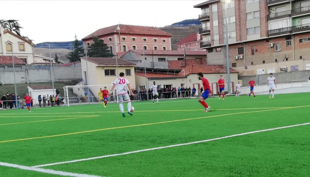 Fútbol. Regional Preferente- Utrillas vs. Alcorisa.