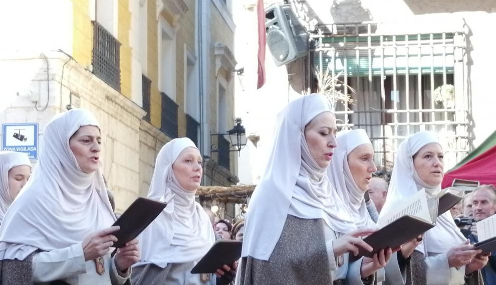 Las beguinas de Teruel
