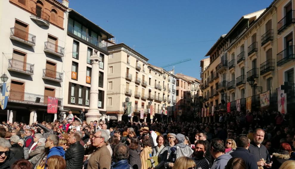 Miles de personas quieren despedir a Diego de Marcilla