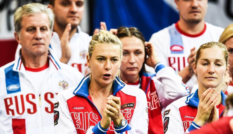 María Sharapova ha anunciado que se retira a los 32 años y con 5 'grandes' en su palmáres