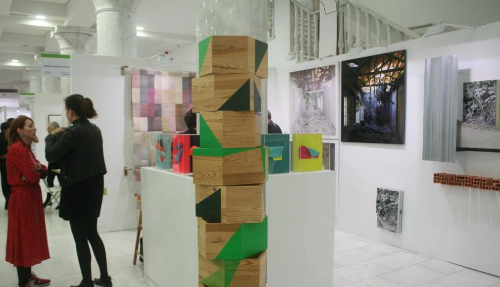 Imagen general de la galería Antonia Puyó en JustMad