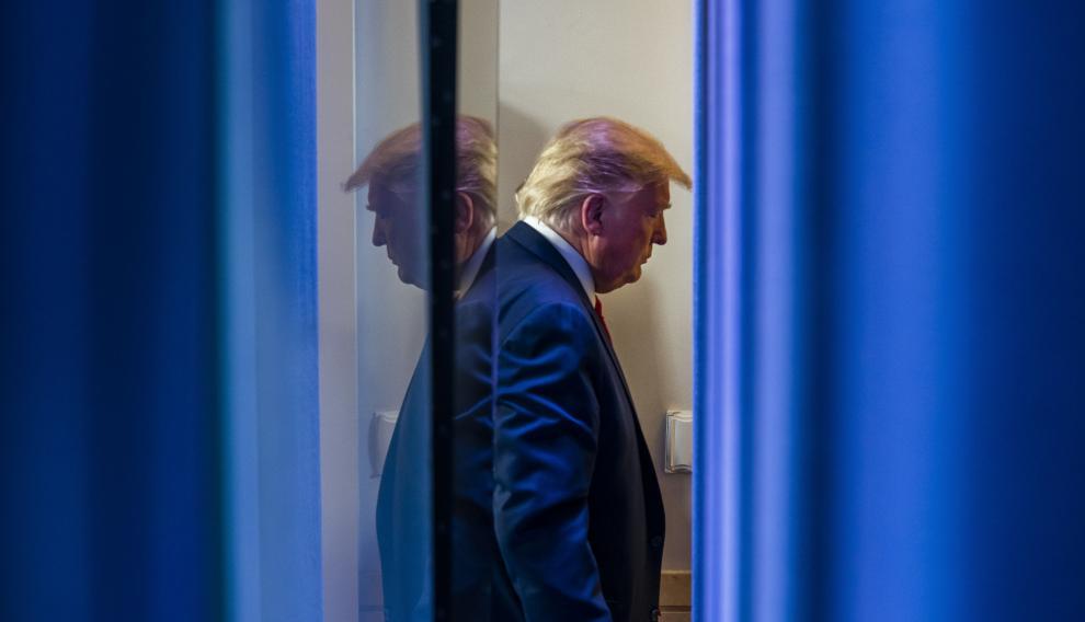 Trump activates National Guard in Califronia, New York, and Washington states
