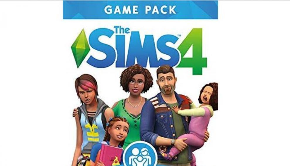 Los Sims 4, expansión Papás y Mamás.