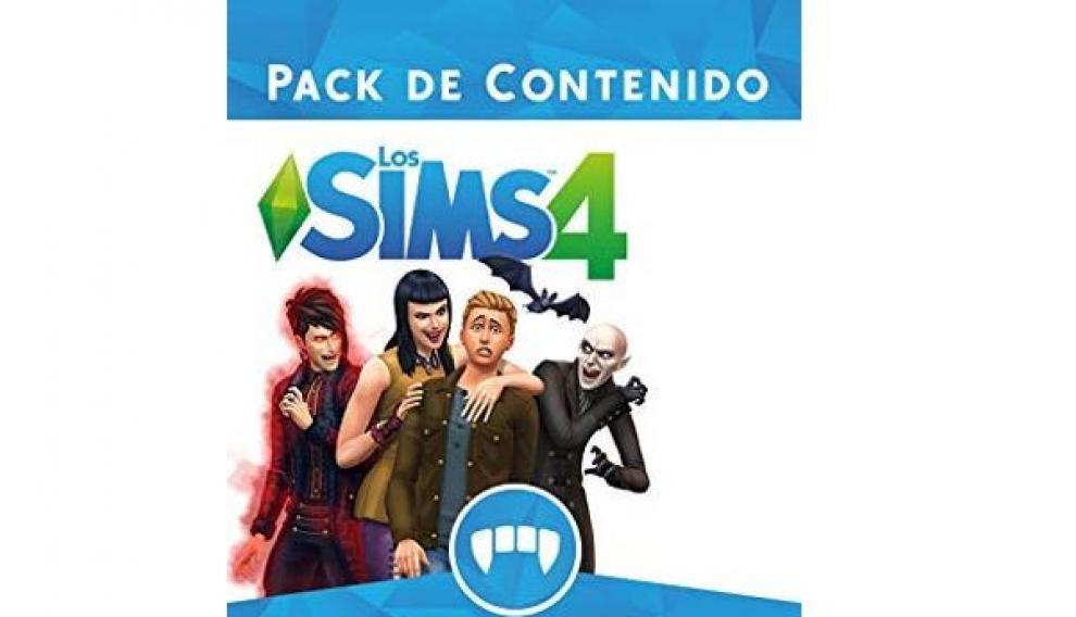 Los Sims 4, expansión Vampiros.