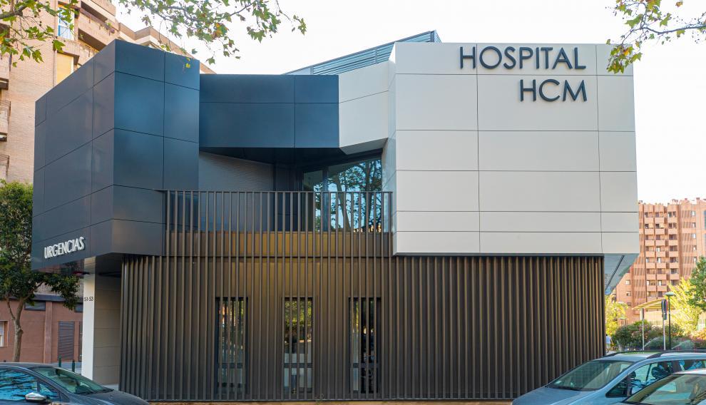 Edificio del Hospital HC Miraflores