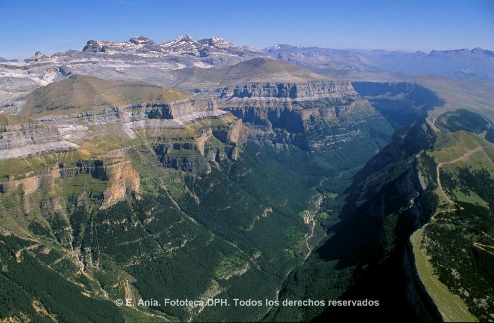 Centenario del Parque Nacional de Ordesa y Monte Perdido