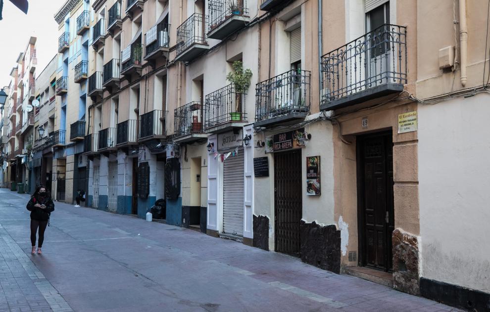 Casas donde vivió Goya: Heroísmo, 49.