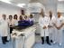 Imagen del nuevo acelerador del hospital Clínico de Zaragoza.