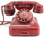 El teléfono que usó Hitler desde su búnker en Berlín.