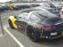 Once coches de lujo en una carrera ilegal a toda velocidad en Zaragoza