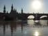 El río Ebro, la calle mayor de Zaragoza