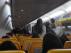 Imagen publicada en Twitter por uno de los pasajeros del avión.