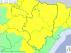 Aemet mantiene alerta amarilla por lluvias y tormentas en las tres provincias aragonesas.