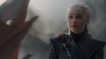 Escena de Daenerys Targaryen en el penúltimo episodio de 'Juego de Tronos'.