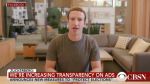 El vídeo falso de Mark Zuckerberg.