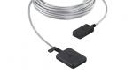 La QLED 8K de Samsung incorpora un sistema que reduce las conexiones y la alimentación a un único cable de la tele a la base
