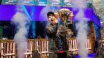 Garoto(16), campeón de la Fortnite Final Cup, en modalidad en solitario.