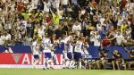 Gol de Suárez a pocos minutos del final