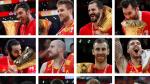 Los jugadores de la selección española de baloncesto, uno a uno